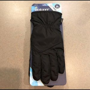 Isotoner Men's Gloves L/XL